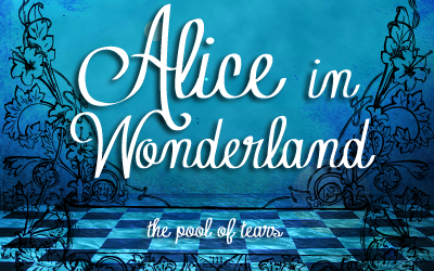 Chapter 2 – The Pool of Tears (Alice in Wonderland)