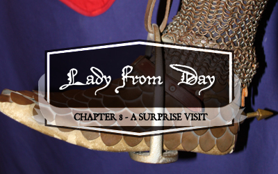 Lady From Day &#8211; Chapter 8 &#8220;A Surprise Visit&#8221;