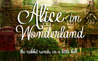 Chapter 4 – The Rabbit Sends in a Little Bill (Alice in Wonderland)
