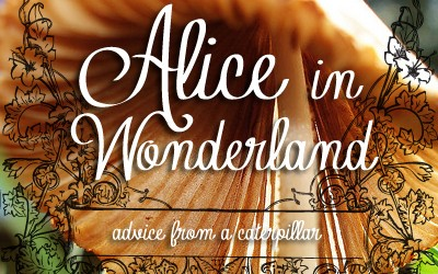 Chapter 5 – Advice from a Caterpillar (Alice in Wonderland)